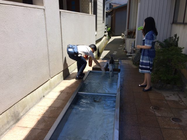 清水庵の清水