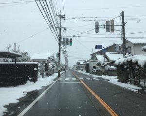 ⑳若栗小学校前 県道14
