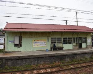 谷口隆進堂やはなとが近い荻生駅
