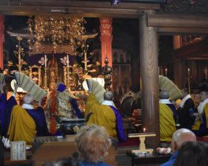 法福寺観音祭り