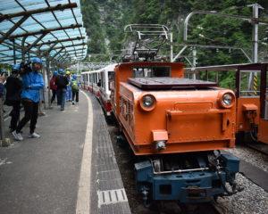 80年以上働く凸型機関車