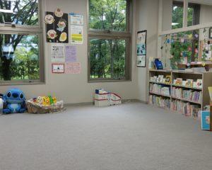 子ども用スペース