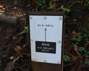 鋲ケ岳登山口
