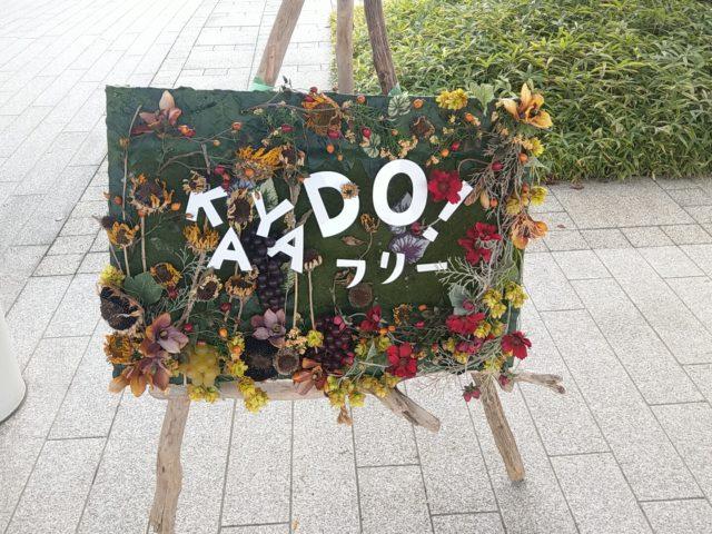 KAYADOフリー