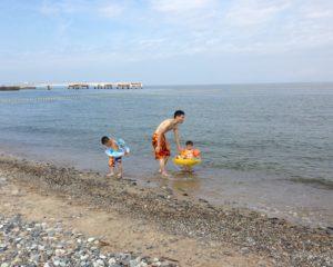 石田海水浴場