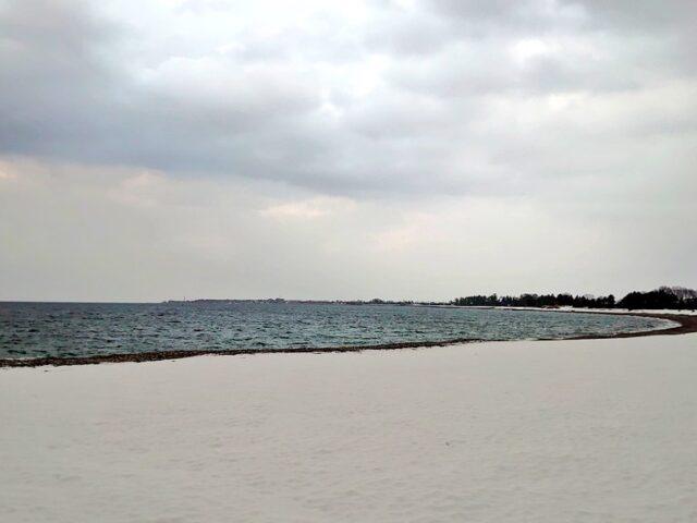 ここは石田浜