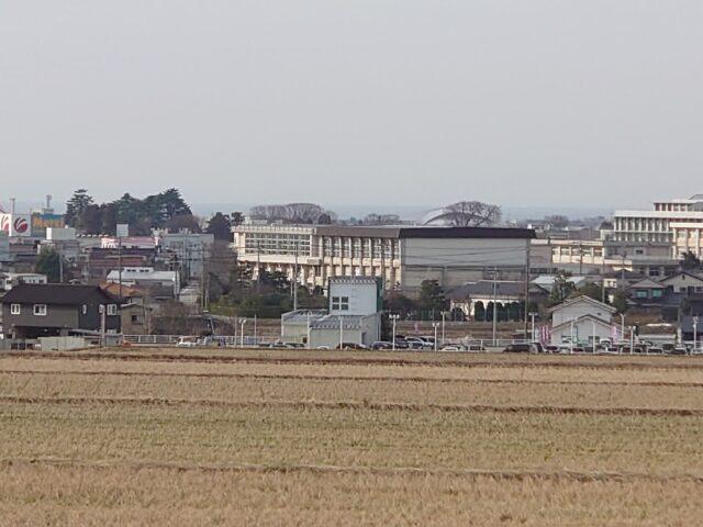前沢から撮影